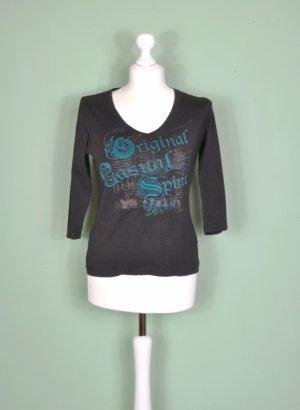 Shirt mit dreiviertel Ärmeln von S.Oliver