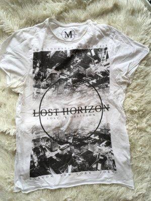 Shirt mit Druck Größe M
