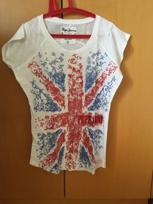 Shirt mit EnglandFlagge