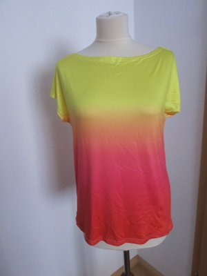 Camiseta multicolor Poliéster