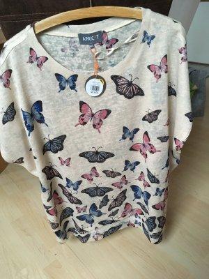 Shirt mit Fledermausärmeln