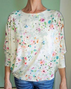 Camicia fantasia multicolore