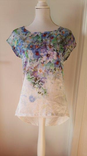 Shirt mit Flowermuster