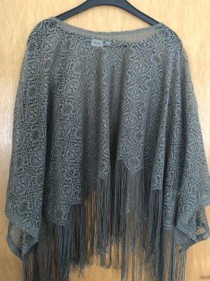 Object Oversized shirt khaki Polyester