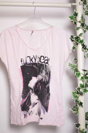 Shirt mit 'Funkybeat' Aufdruck