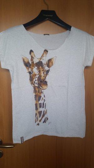 Shirt mit Giraffenprint von Iriedaily