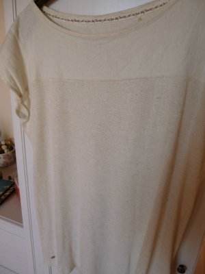 Shirt mit goldenen Details edc by Esprit
