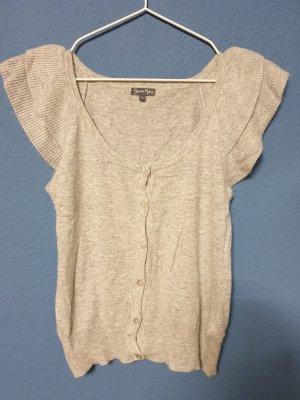 grain de malice Shirt Jacket light grey
