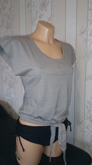 Shirt mit Knoten von Chillytime GR 32