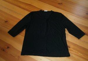 Shirt mit Knotendetail am Auschnitt und 3/4 Arm