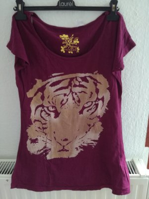 Shirt mit Leopardenprint