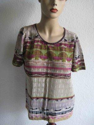 Camisa multicolor Algodón