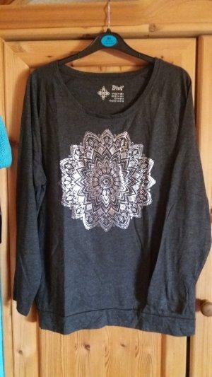 Shirt mit Mandalamuster