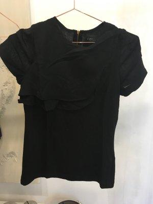Shirt mit mehreren Lagen und Zip