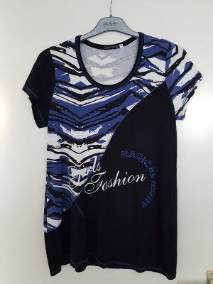 Shirt mit Muster sehr angenehmer Stoff