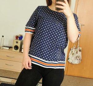 Shirt mit Muster und Streifen von Jacqueline de Yong