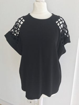 Set Mesh Shirt black