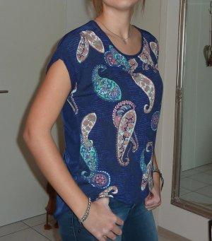Shirt mit orientalischen Mustern