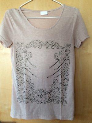 Shirt mit Pailletten von VILA, Größe S