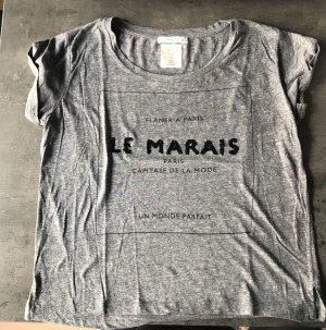 Shirt mit Paillettenprint