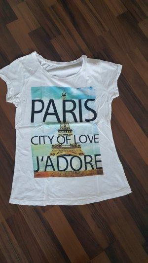 Shirt mit Paris-Aufdruck