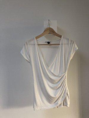Shirt mit Perlen
