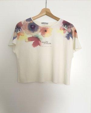 Zara T-shirt veelkleurig