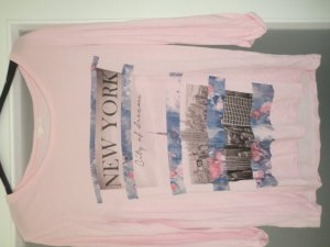 Shirt mit Print 3/4 Arm