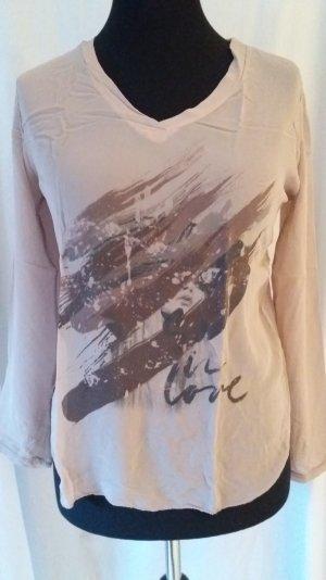Shirt mit Print Größe S/M