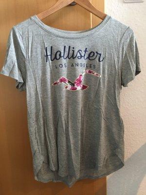 Shirt mit Print, Hollister