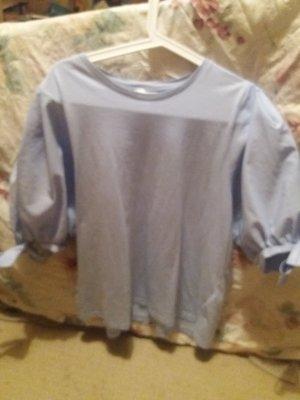 Shirt mit Puffärmeln H&M