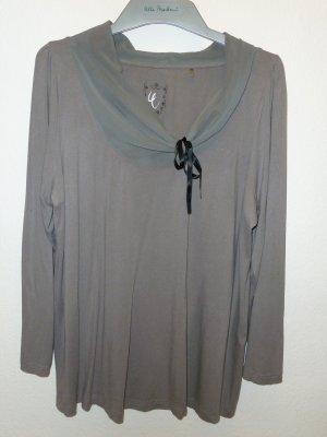 Shirt mit raffiniertem Ausschnitt - Ulla Popken