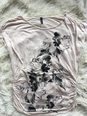 Shirt mit Raffung an der Seite