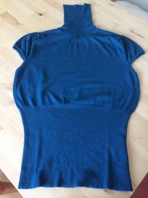 Shirt mit Rollkragen türkis Größe M(38)