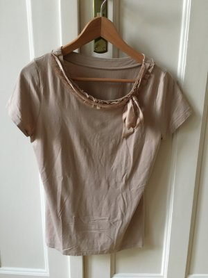 1.2.3 Paris Camiseta beige
