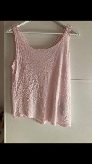FB Sister Backless Top light pink