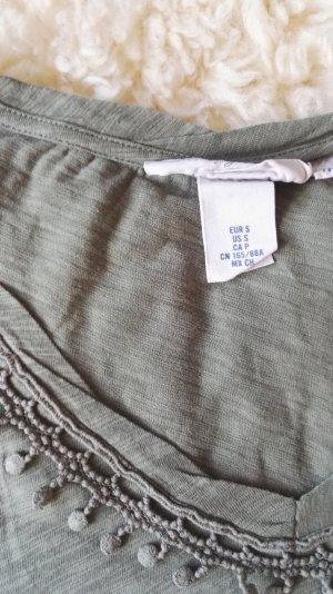H&M Camicia cachi