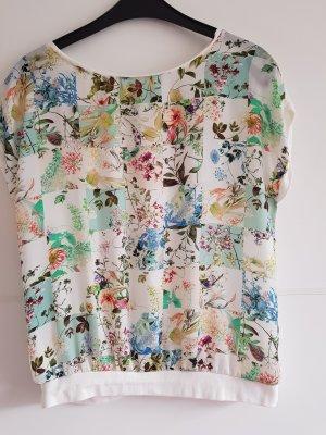 Shirt mit schönem floralen Muster