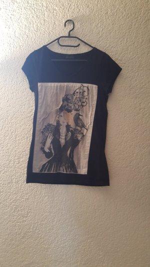 Shirt mit schönem Print