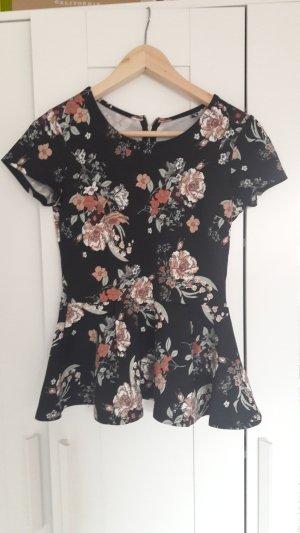 Shirt mit Schößchen von Esmara Größe 32 34 XS