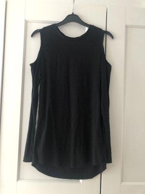 Shirt mit Schulterdekoltee