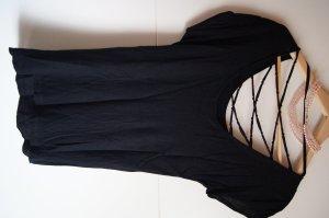 Shirt mit sexy Rückenteil Größe S