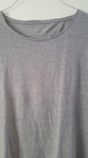 Shirt mit Silberfäden
