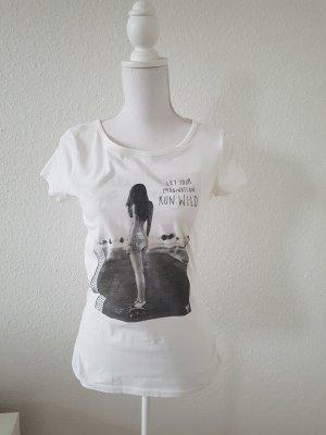 Shirt mit Skatermotiv