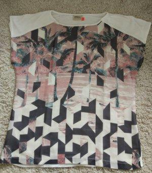 Shirt mit Sommer-Motiv