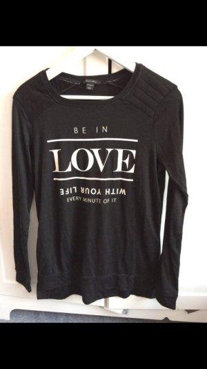 Shirt mit Spruch