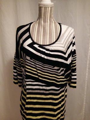 Shirt mit Streifen und Nieten