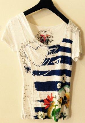 Shirt mit Streifen von Desigual