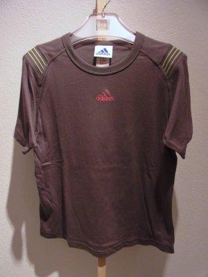 Shirt mit Streifenschultern in Gr. 164