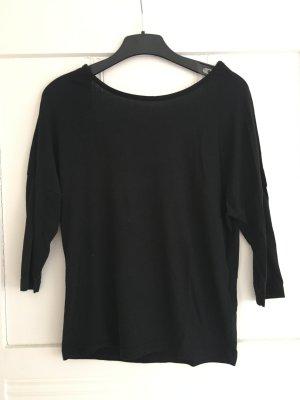 Shirt mit tiefen Rückenausschnitt